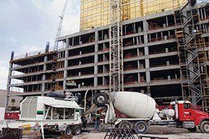 Diesel generator sets - Building and public works