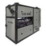 Groupes électrogènes Biogaz - MG100