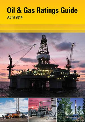 Rating guide Oil and Gas