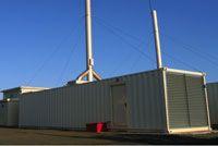 Base Militaire Cinq Mars groupes électrogènes applications militaires