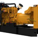 C18-660 Groupes électrogènes diesel 660 kVa Caterpillar Eneria