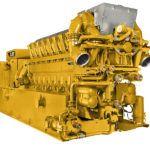 Centrale de cogénération Groupe électrogène industriel CG260-16-4500