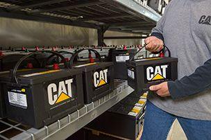Pièces de rechange Cat - Batteries