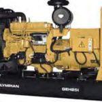 GEH250 Groupes électrogènes diesel 220 kVa Caterpillar Eneria