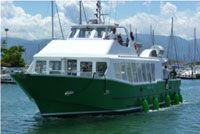 MARTINEZ : vedettes à passagers / Moteurs pour la marine