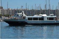 Bateau REGIE MISTE TRANSPORT TOULONNAIS - remise à niveau des moteurs pour la marine