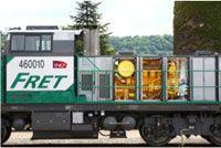 Moteurs Cat® dans une locomotive SNCFFretEquipementLocoBB460000