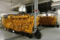 Sanofi-Chilly groupes electrogènes diesel et centrale électrique de secours 2250kVA