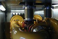 Thales Saint Quentin groupes électrogènes industrie