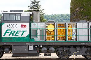 Locomotive de frêt
