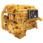 Industrial engine CAT 3508
