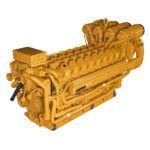 Moteur industriel CAT C175-2280kw