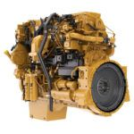 Industrial engine CAT C18