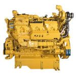 Industrial engine CAT C27-709kw