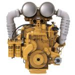 Industrial engine CAT C32-895kw