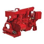 Fire Pump engine - 3406 NFPA