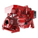 Fire Pump engine - 3406 NFPA ULFM