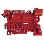 Fire Pump engine - 3412C-476kw