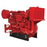 Fire Pump engine - 3500 NFPA