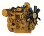 Moteur diesel pour l'industrie ferroviaire C3.4- C6.6