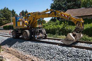 Machine Rail / Route