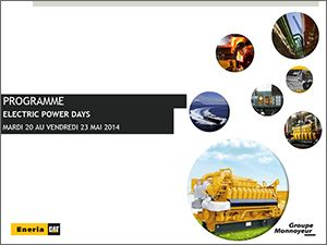 Malaga 2014 - Programme global