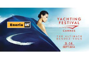 Eneria expose au Cannes Yachting Festival 2014