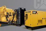énergie : Groupe électrogène Diesel Caterpillar