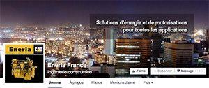 Page Facebook Eneria France