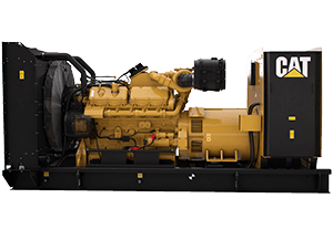 Cat® Diesel power generators
