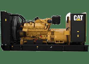Groupe électrogène diesel Cat®