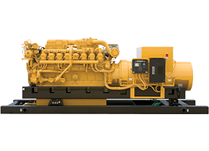 Oil application power generators