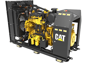 Cat® Marine power generators