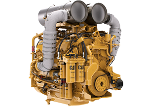 Cat® industrial engines