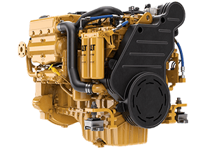 Cat® Marine engines