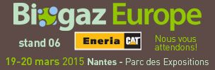 Salon Biogaz Europe 2015