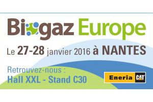Salon Biogaz Europe 2016