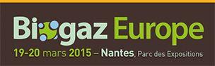 Biogaz Europe 2015