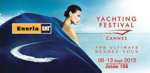 Eneria au Cannes Yachting Festival 2015