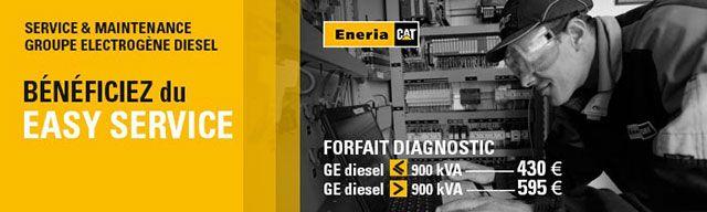 Easy Service - Maintenance Groupes électrogènes diesel