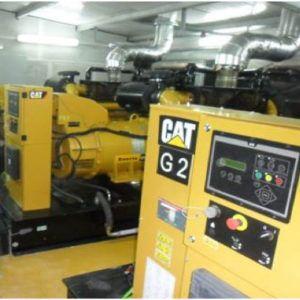 Ooredoo - A turnkey emergency diesel power plant
