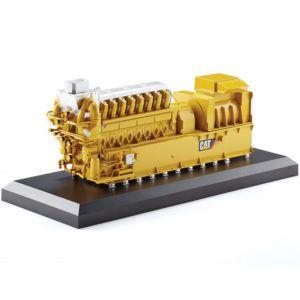 Cat CG260 - Groupe électrogène Gaz - 4500MWe