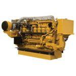 Moteur marin cat® 3516C