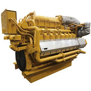 Cat® marine engine 3500 Series - G3516