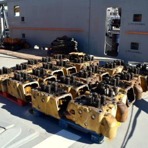 Cat® marine engines maintenance
