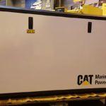 groupe électrogène marin Cat C1.5