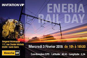 Eneria Rail Day 2016