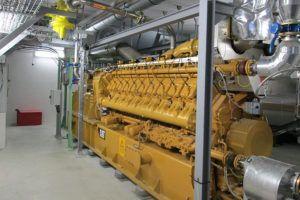 Centrale de cogénération - Eneria CAT®
