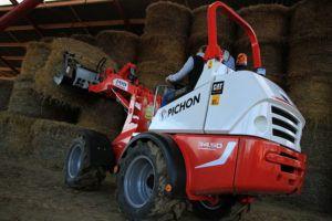Motorisation de machines agricoles