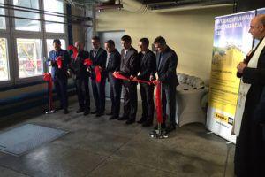 Inauguration Legionowo